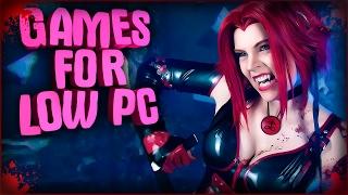 TOP 10 Best Low and Medium Spec PC Games