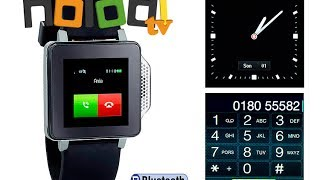 Simvalley Armbanduhr PW 315.touch von Pearl