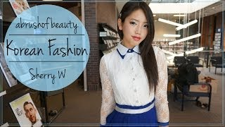 8 Korean Fashion Outfits ♡ 韓式可愛時裝打扮 (Fashiontoany, ZARA, Taobao 淘寶) | SHERRY W.