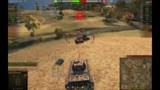 Triplekill от артиллерии!!!