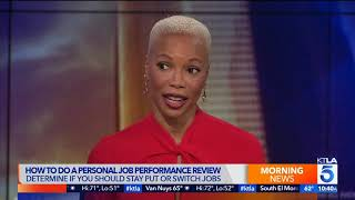 Career & Job Transition Tips (KTLA 5/The CW Morning News Interview)