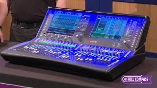 Allen & Heath dLive C Class Overview | Full Compass