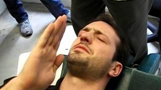 My Nasal Specific adjustment (meu ajuste com a técnica nasal específica)