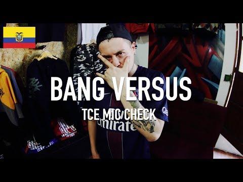Bang Versus - Untitled [ TCE Mic Check ]
