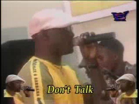 DON'T TALK 1