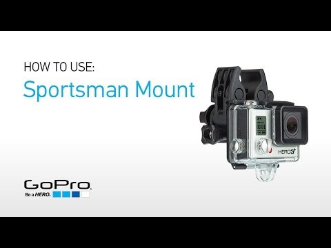 GoPro: Introducing the Sportsman Mount