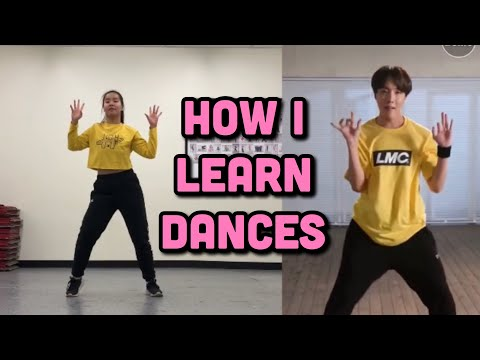 How I Learn Dances Without a Tutorial