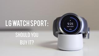 LG Watch Sport Should You Buy It?