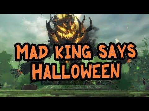 Mad King Says - Guild Wars 2 Halloween 2018
