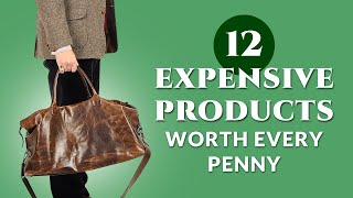 Worth Every Penny - 12 Expensive Products For Men That Are Worth Their Money - Gentleman's Gazette