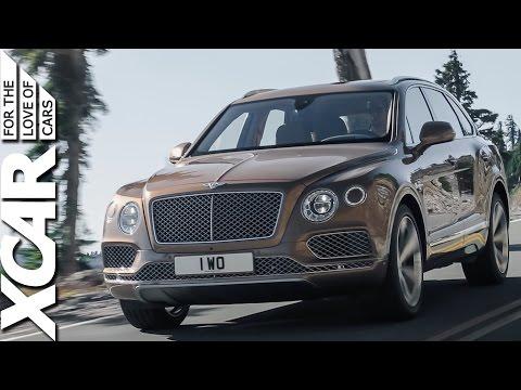 Bentley Bentayga: Better Than A Range Rover? - XCAR