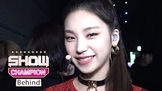 Ye Ji (ITZY) Have Lots to Show and Lots of Secrets [SHOW CHAMPION Behind Ep 126]