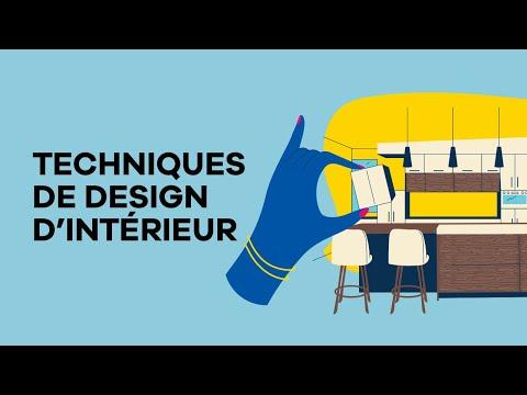 DEC | Techniques de design d'intérieur