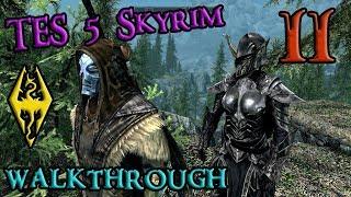 The Elder Scrolls V Skyrim - Проходим за орка #11 Чтения и диалоги