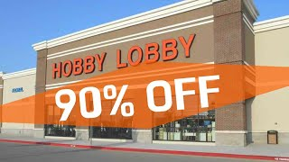 90% OFF AT HOBBY LOBBY! TARGET EASY DIGITAL COUPON DEAL!