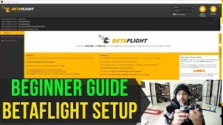 Beginner Guide // How To Setup Betaflight FPV Drone Complete Guide 2019
