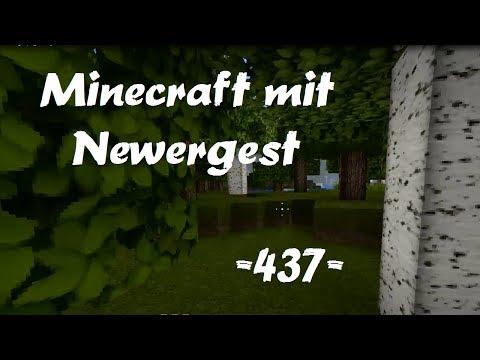 Let's Play Minecraft mit Newergest HD][German] 437 - Holz doch, für Schilder.