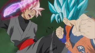 Dragon Ball Super「AMV」 - Goku VS Black Goku And Zamasu - My Fight