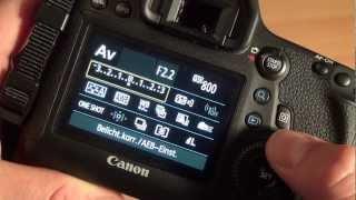 Test Canon EOS 6D Vollformat-Digitalkamera (Caulius probiert es aus Nr. 29)