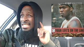 50 CENT   YOUR LIFE'S ON THE LINE (REACTION) CAR TEST