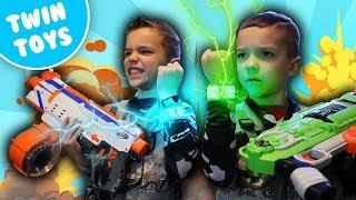 Nerf War : Omni Squad 4