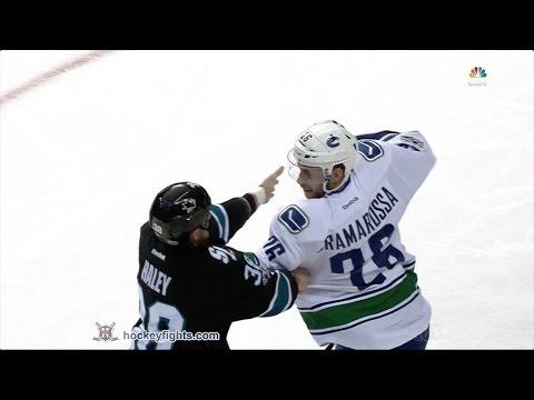 Micheal Haley vs. Joseph Cramarossa