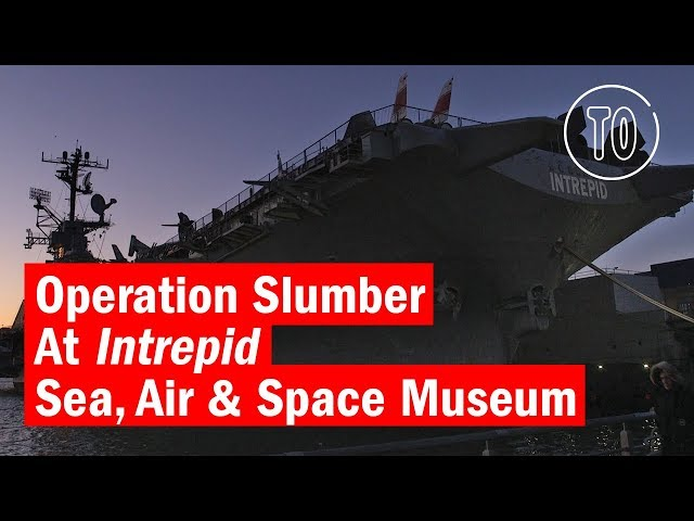 Intrepid Sea, Air & Space Museum will offer free Friday admission