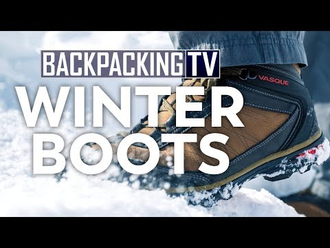 Winter Hiking Boot Review | Vasque Coldspark UltraDry Snow Boots
