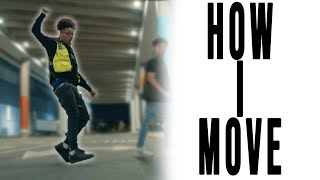 Flipp Dinero   How I Move Ft. Lil Baby (Official Dance Video)