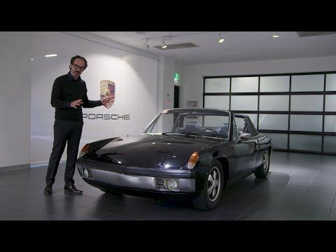 Introducing the Porsche 914.