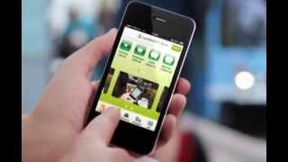 Enkel mobilbank fra Landkreditt Bank (2011)