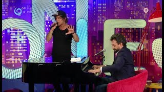 Sagvan Tofi prvýkrát nespieva na playback Dávaj, ber (NIKTO NIE JE DOKONALÝ)