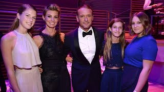 Tim McGraw and Faith Hill's Daughters Are All Grown Up