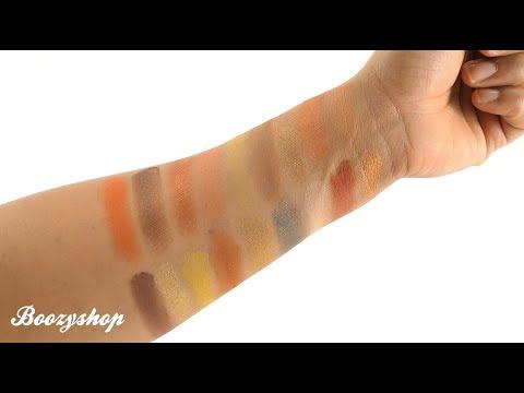 I Heart Revolution I Heart Revolution Tasty Eyeshadow Palette Hot Dog