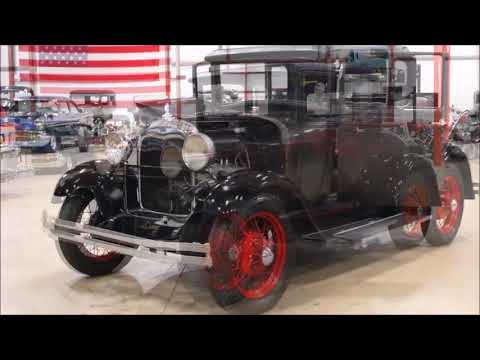 Video of '28 Model A - MARW