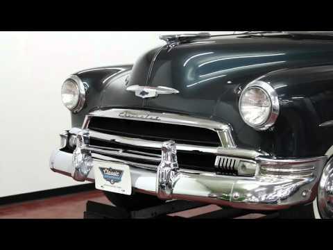Video of 1951 Chevrolet Bel Air - $22,950.00 - H8EY