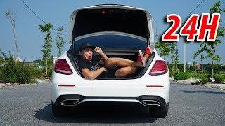 NTN - Thử Thách 24H Trên Xe Mercedes 3 Tỷ VNĐ (24 Hours On a Mercedes)