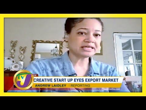 Creative Starts up eyes Export Market TVJ Business Day January 24 2021