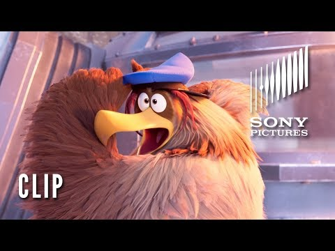 THE ANGRY BIRDS MOVIE 2 Clip - Dance-Off