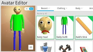 MAKING BALDI