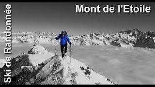 Ski de Randonnée : Mont de l