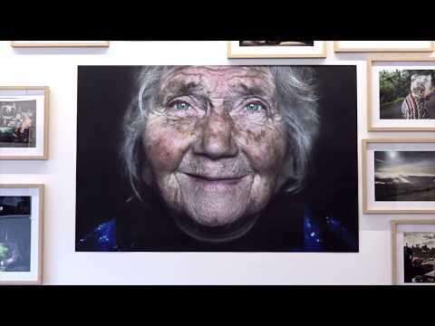 Exposition du prix HSBC pour la photographie video
