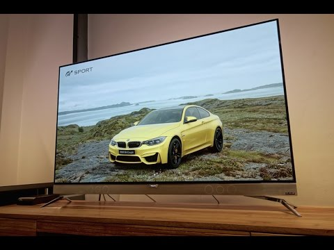 Philips 55 POS901F OLED UHD HDR TV mit Ambilight im Test