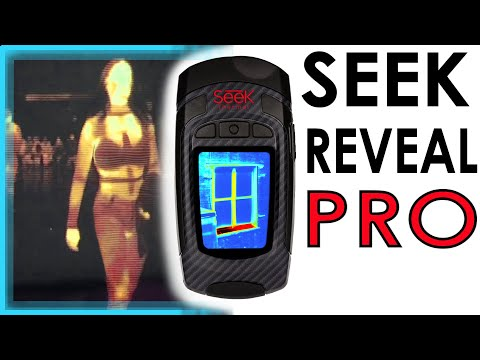 Seek Thermal Reveal PRO Review - Thermal Camera Game Changer?