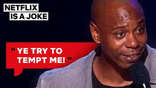Dave Chappelle Likes To Drive His Porsche Next To Amish People   Netflix Is A Joke