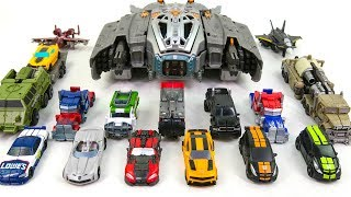 Transformers Movie Cyberverse Commaneder & Legion Mini 16 Vehicle Truck fighter Car Robot Toys