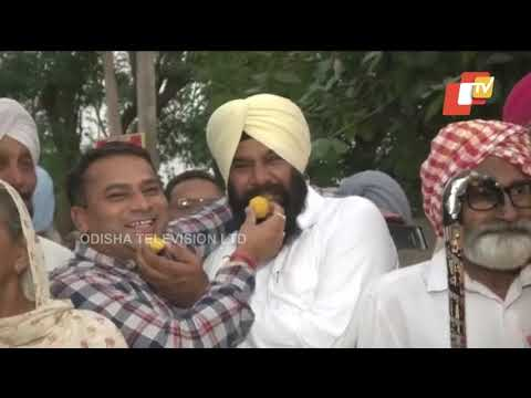 Celebrations at Sunny Deol's native Sahnewal village in Punjab after he joined BJP