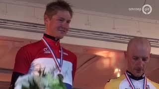 Portret Wilco Kelderman in de Giro d'Italia