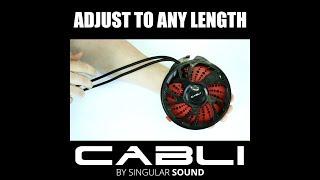 Singular Sound enrouleur de câble Cabli - Video