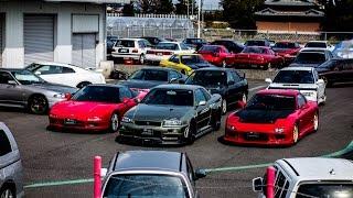 JDM LEGENDS: GTR R34 V-spec II NUR, Honda NSX, Lancer Evo III, IMPREZA STI, Supra JZA80, Mazda RX7